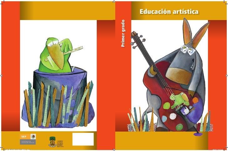 Primer grado   Educación artística
