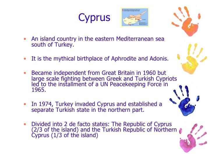 Educ 311 Cyprus Education Slide 2