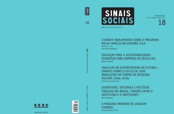 capa_Sinais_Sociais_18.pdf   1   26/04/12   11:45