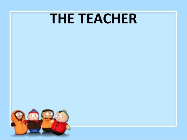 The Teachers Personal Attributes