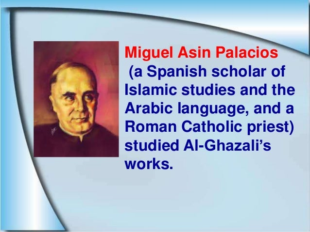 Influence Of Muslim Thought On The West Educ 113