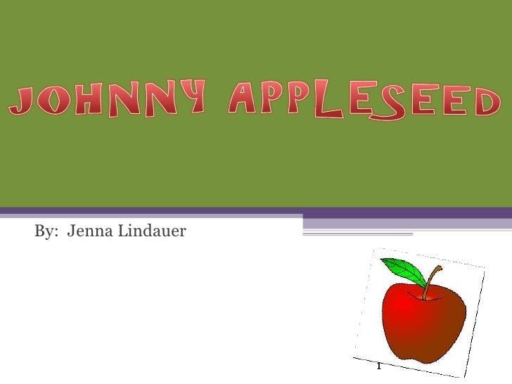 By:  Jenna Lindauer 1