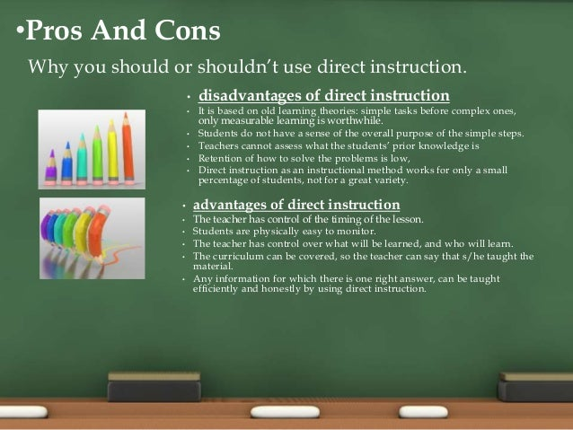 Powerpoint Direct Instruction