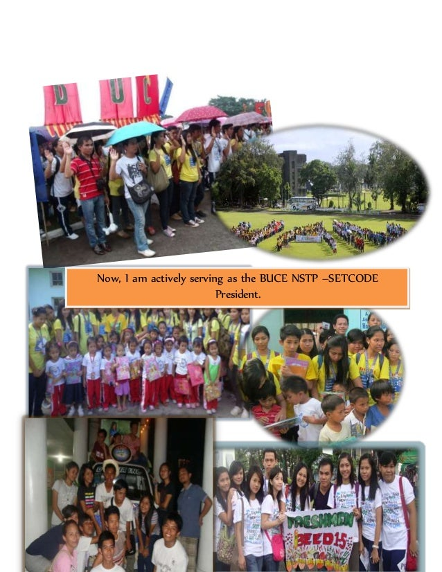 Nstp learning experience