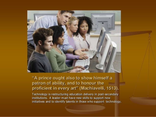 How much ethics did Machiavelli convey in The Prince?