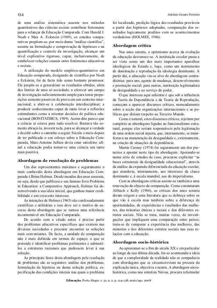 134                                                                                                    António Gomes Ferre...