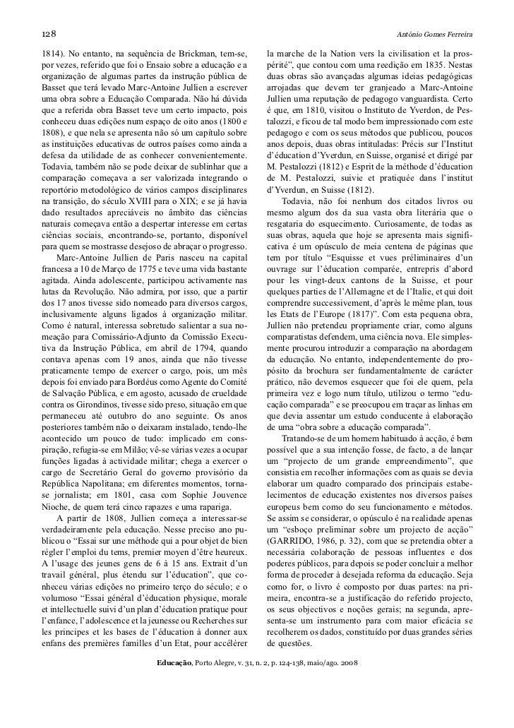 128                                                                                                     António Gomes Ferr...