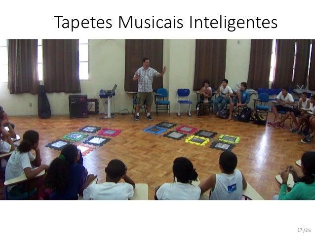 /25 Tapetes Musicais Inteligentes 17