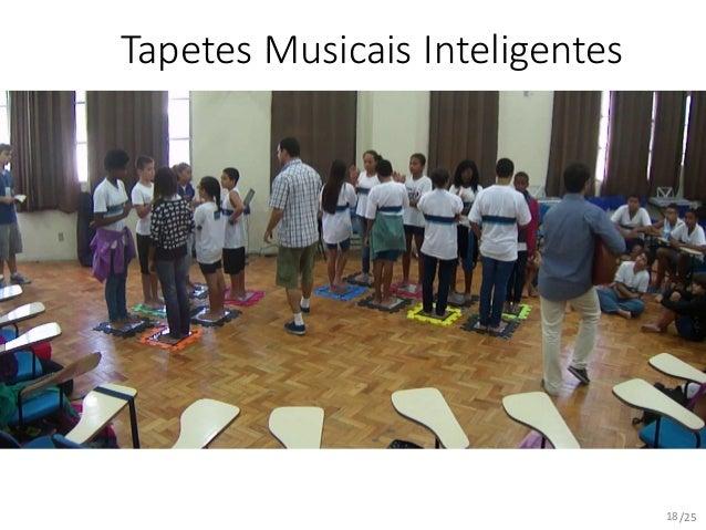 /25 Tapetes Musicais Inteligentes 18