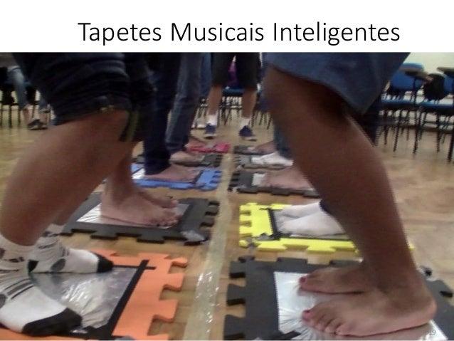 /25 Tapetes Musicais Inteligentes 19