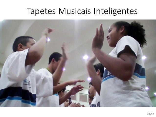 /25 Tapetes Musicais Inteligentes 20