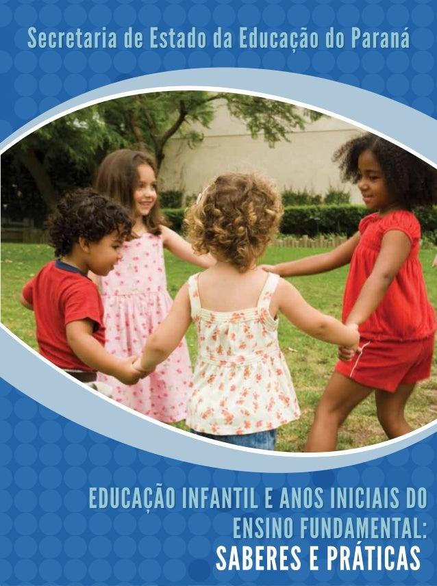 GOVERNO DO PARANÁ SECRETARIA DE ESTADO DA EDUCAÇÃO SUPERINTENDÊNCIA DE EDUCAÇÃO DEPARTAMENTO DE EDUCAÇÃO BÁSICA COORDENAÇÃ...