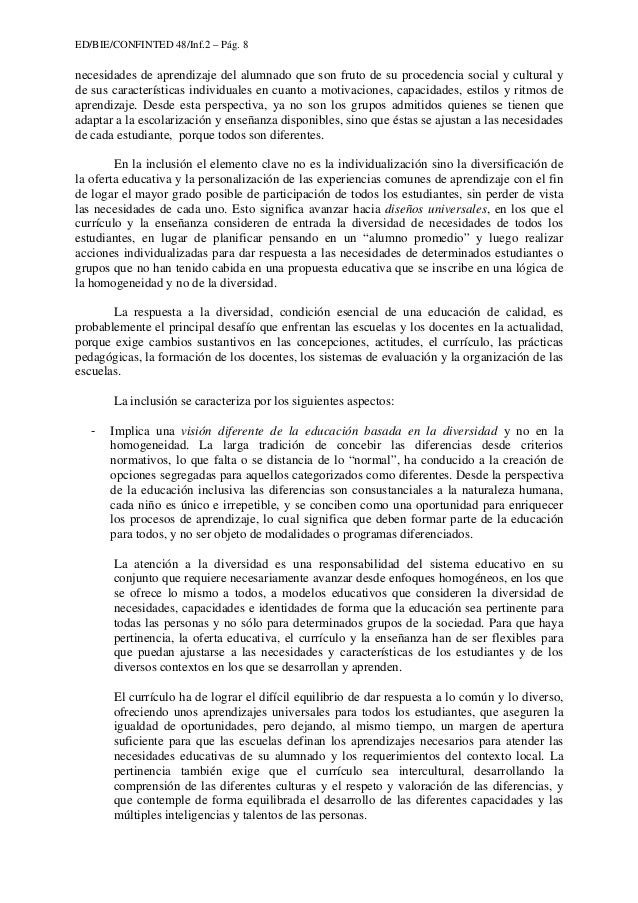 guidelines for inclusion unesco 2005