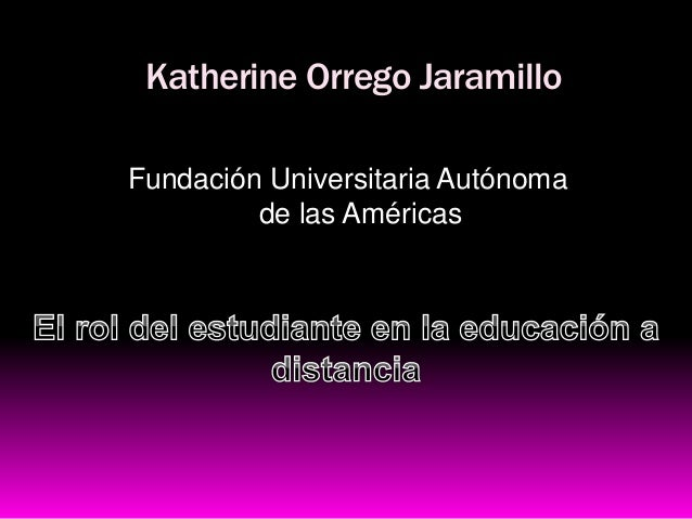 Katherine Orrego Jaramillo Fundación Universitaria Autónoma de las Américas