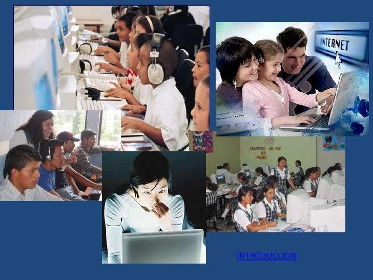 Educacion, escuela y tecnologia, carlos y julieta Slide 2