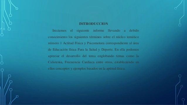 Aptitud Física y psicomotora Carlos Matute