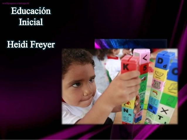 Es el nombre que recibe el ciclo formativo previo a la educación primaria obligatoria establecida en muchas partes del mun...