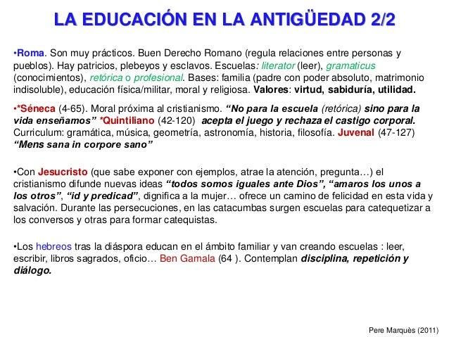 Diferencias Entre Matrimonio Romano Y El Venezolano : Educadores síntesis de la historia educación