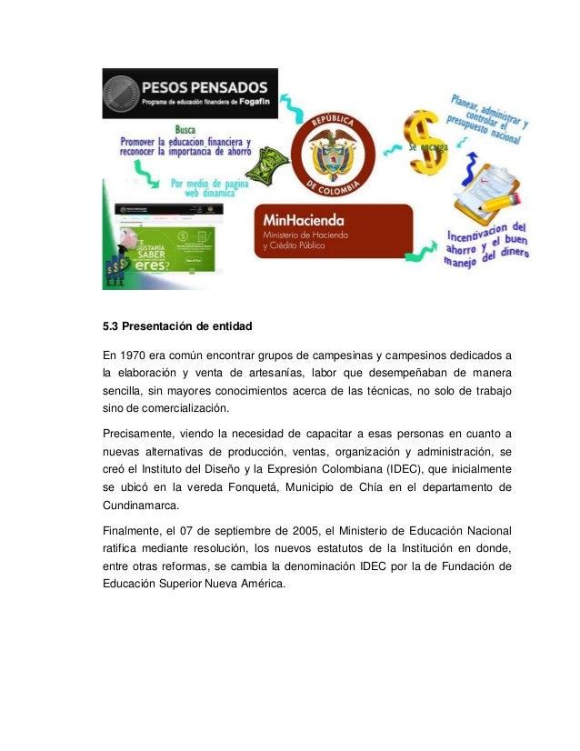 Proyecto Educacion financiera Estudiantil