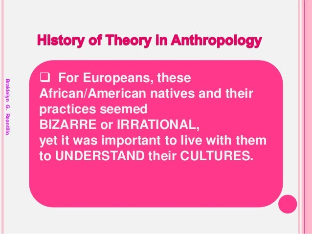 medical anthropology theoretical approaches Read the full-text online edition of medical anthropology in ecological  new  thinking about political ecology and critiques older theoretical approaches aids  is.