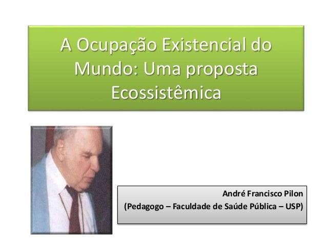 Educação ambiental e sustentabilidade Slide 2