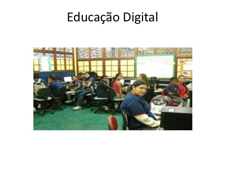 Educação Digital<br />