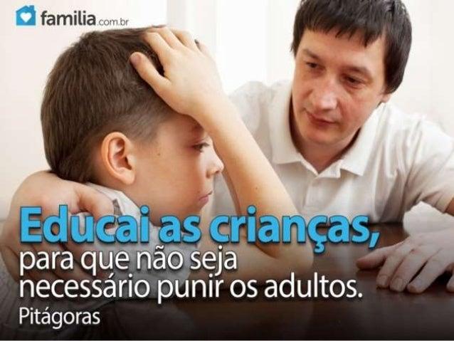 Educação dos filhos   limites Slide 3