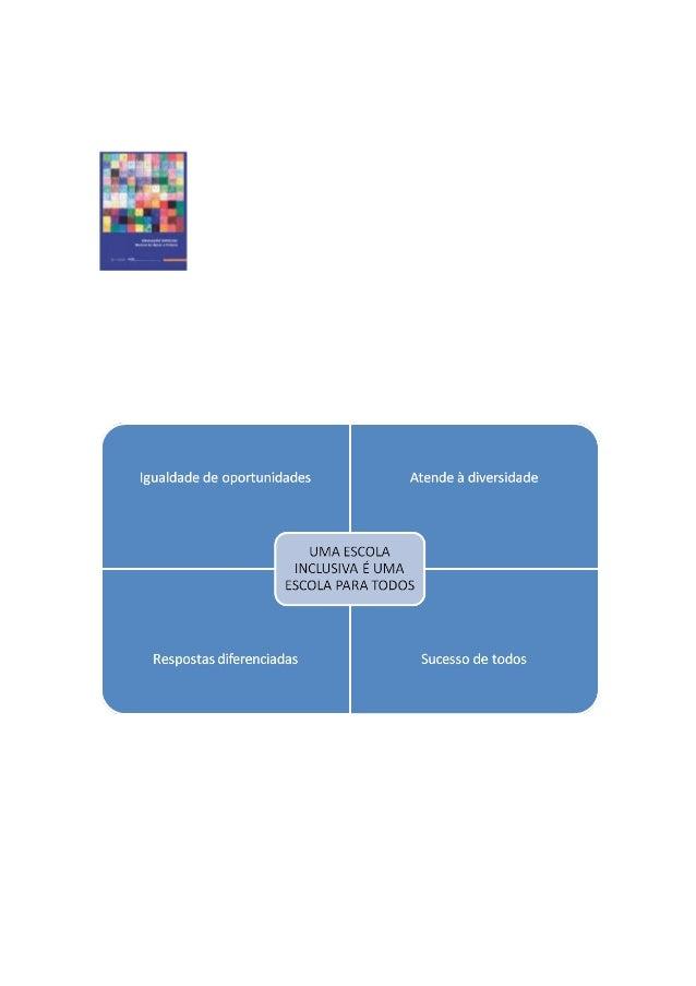 EDUCAÇÃO ESPECIAL- APLICAÇÃO DO DECRETO-LEI Nº 3/2008 DE 7 DE JANEIRO
