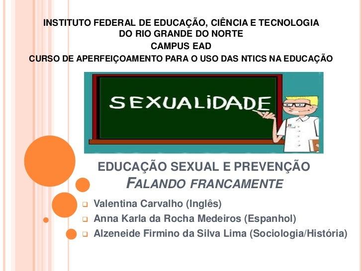 INSTITUTO FEDERAL DE EDUCAÇÃO, CIÊNCIA E TECNOLOGIA                DO RIO GRANDE DO NORTE                      CAMPUS EADC...