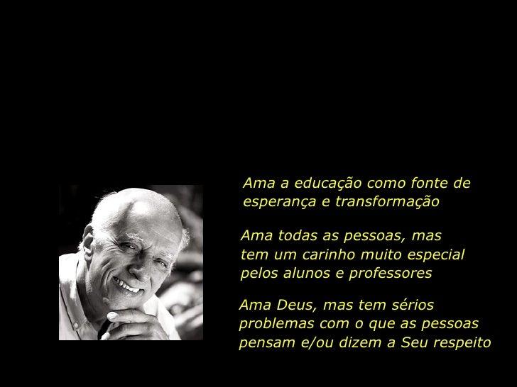 Educar O Olhar Rubem Alves