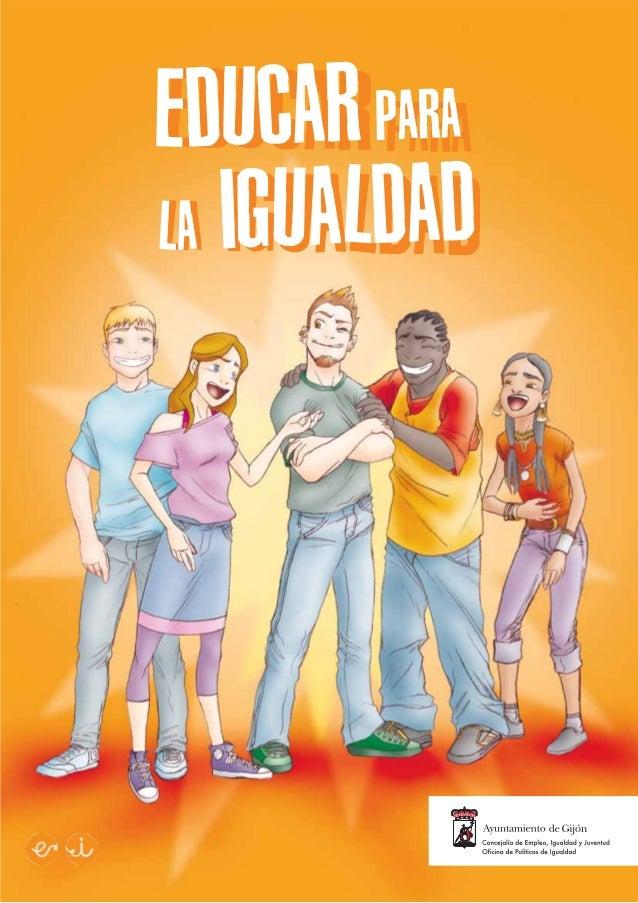 , Ayuntamiento de Gijón '- Concejalía de Empleo,  Igualdad y Juventud  Oficina de Polilícas de Igualdad