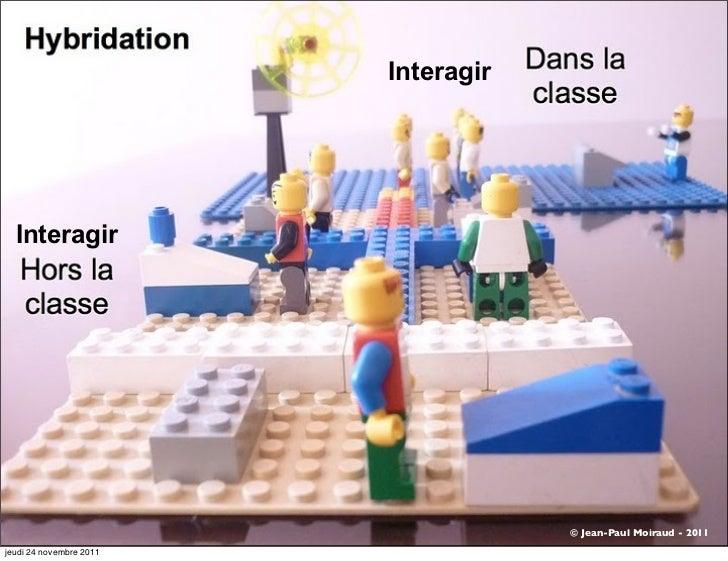 Interagir  Interagir                                     © Jean-Paul Moiraud - 2011jeudi 24 novembre 2011
