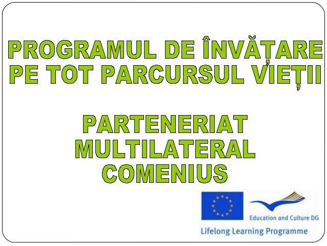 """COORDONATORUL parteneriatului este • """"Vatan"""" Primary School din Kiziltepe, Mardin, TURCIA PARTENERII sunt: • Şcoala """"Ion C..."""