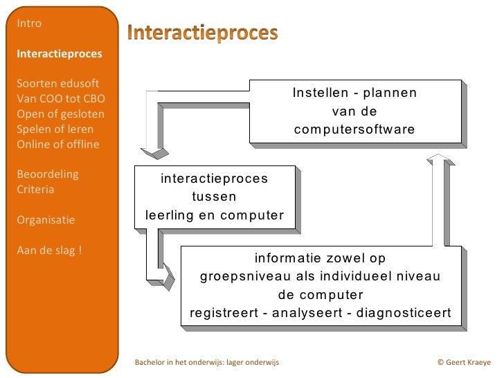 Educatieve software Slide 2