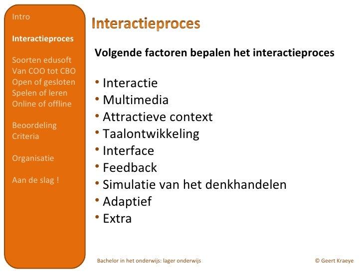 Educatieve software Slide 3