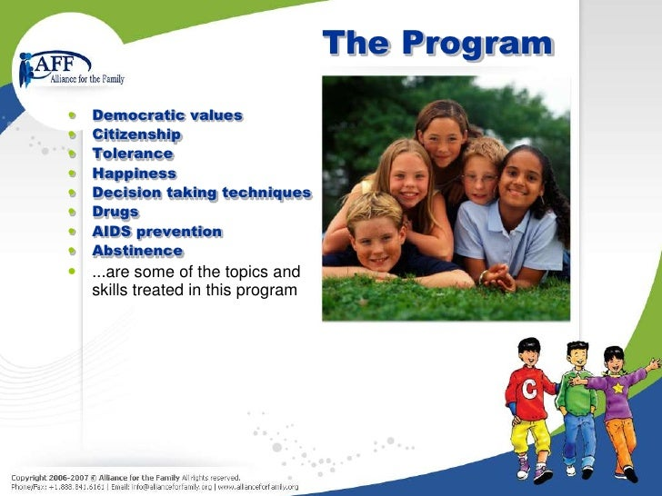 Educating in democratic values