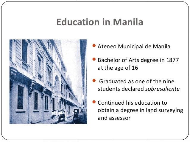 Rizal study