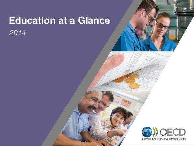 1  Education at a Glance  2014