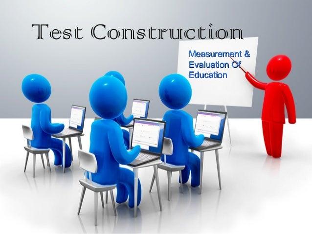 Characteristics essay test