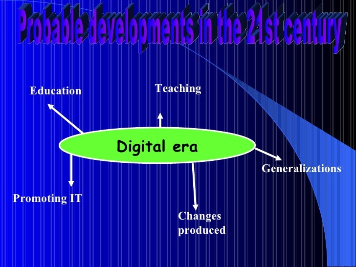 education in the modern era Modern history, the modern period or the modern era, is the linear, global,  the subject is taught independently by various systems of education in the world.