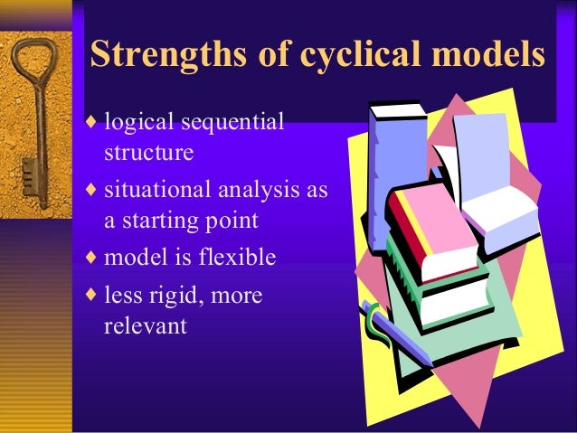 cyclical models of curriculum development