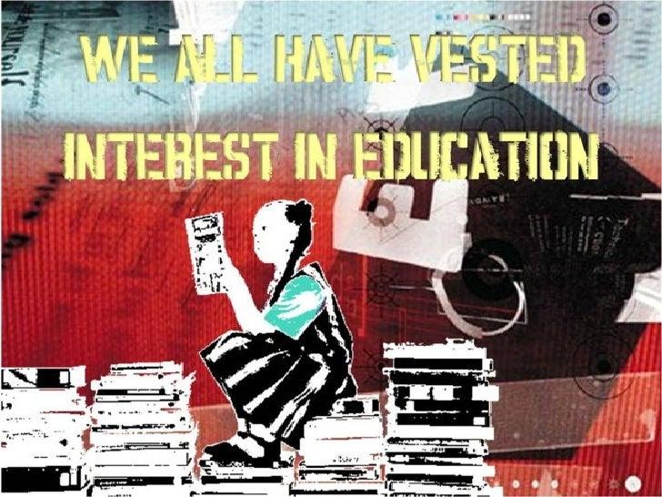 Education Revolution Slide 2