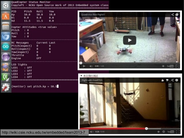 親手改造 3D 印表機http://wiki.csie.ncku.edu.tw/embedded/team2013-9