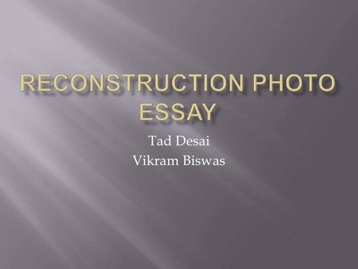 Tad DesaiVikram Biswas