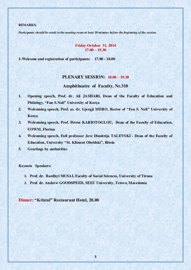 Programme of study by Blayney Partnership - Issuu
