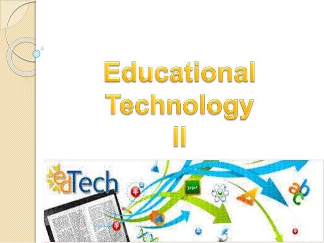 Educational technology ii book answers