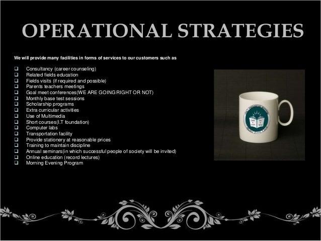 training center business plan doc