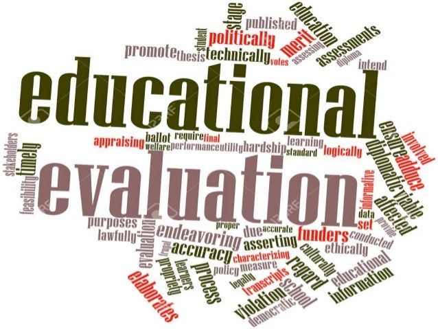 Continous and comprehensive evaluation