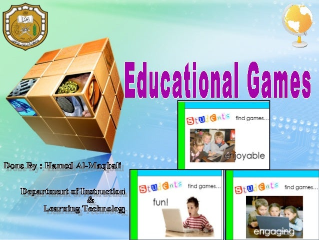 Uses in Education Resources Definition Specific components Examples