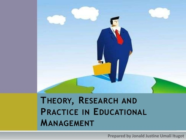 Educational Management – Science topic